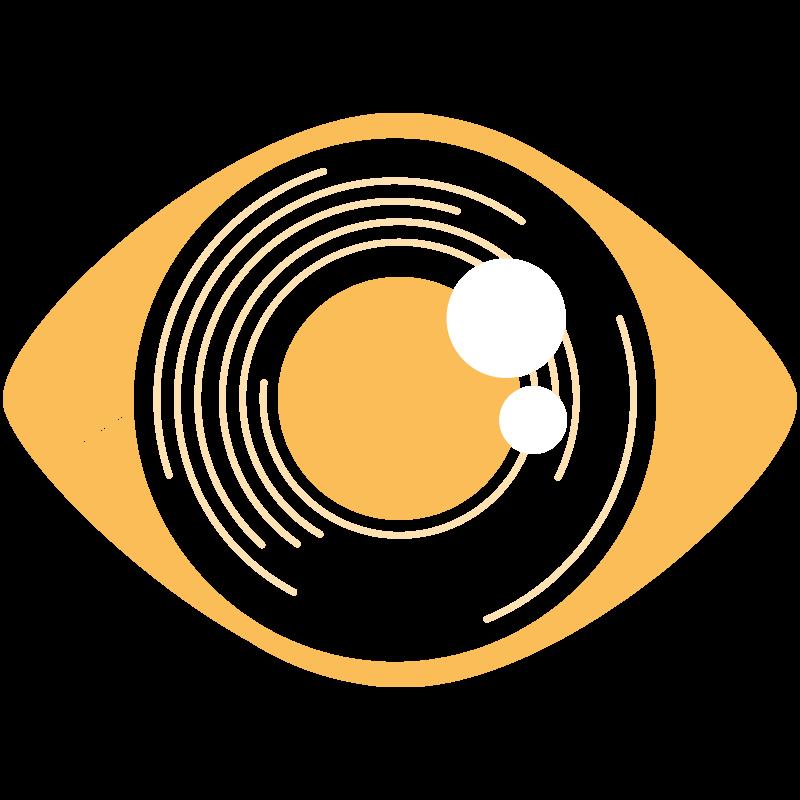 Pictogramm Auge